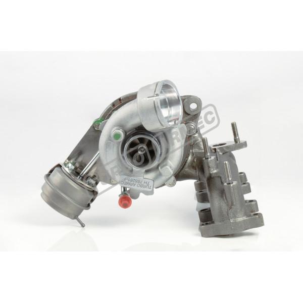 Turbo Nuovo Originale ARMEC con Garanzia Kasco TH 738123-1
