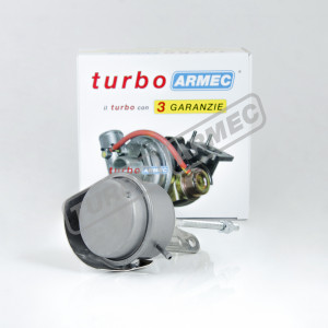 Albero Turbina R 0125